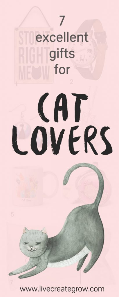 cat gifts made by creatives